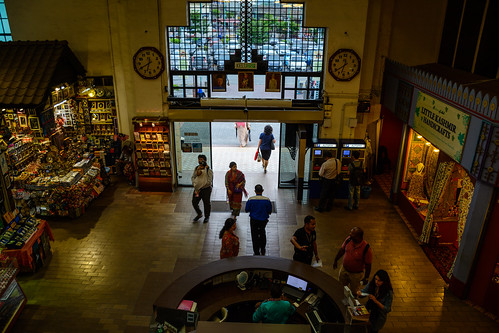 Inside The Central Market