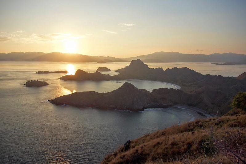 Padar Sunset II