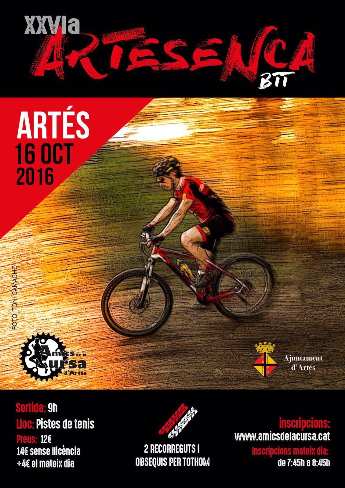L'Artesenca 2016