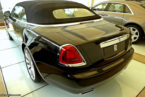 Rolls-Royce Dawn - Santiago, Chile