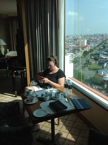 Intercontinental Hotel Phnom Penh Restaurant