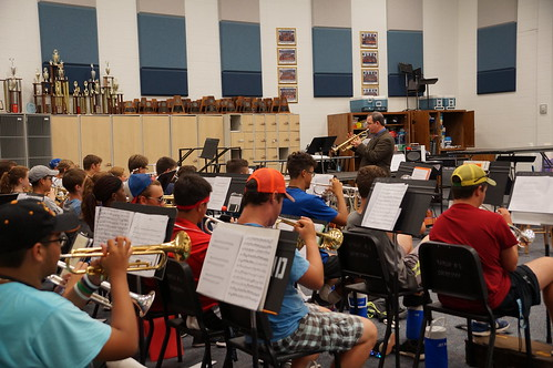 Trumpet Sectional Masterclass