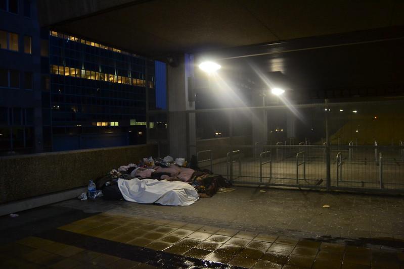 Bruxelles. Gare du Nord. 15/09/2016 fotos de zeroanodino para URBANARTIMAÑA