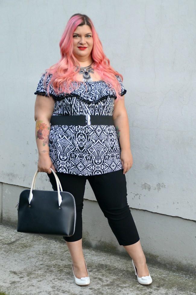 Outfit bianco e nero (6)