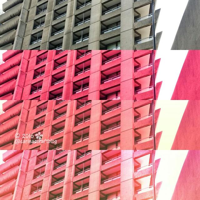 Barbican - A color story edits