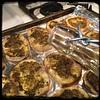 #Eggplant #Pesto #Homemade #CucinaDelloZio - after 30+/- min remove drizzle w/olive oil