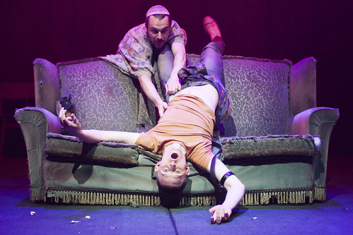 Trainspotting production photos