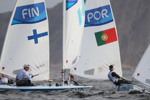 Segunda regata en Rio para Juan Ignacio Maegli