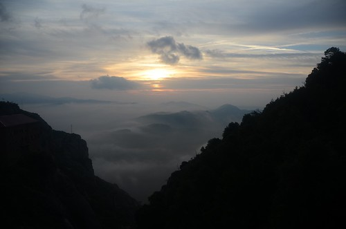 XV Pujada Rocafort-Montserrat