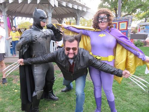 AIDS Walk & Superhero Run - Edmonton