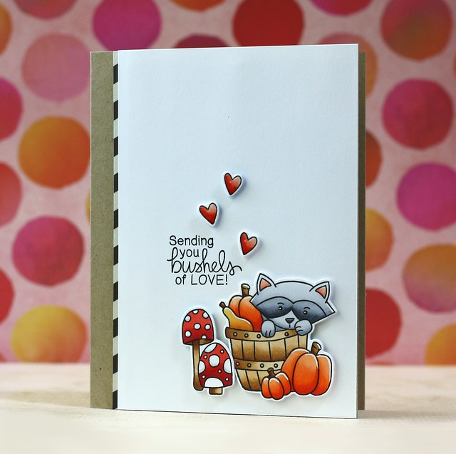 STAMPtember®-Newton's Nook-Bushels of Love