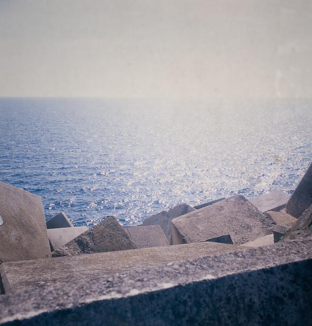 blinding mediterranean