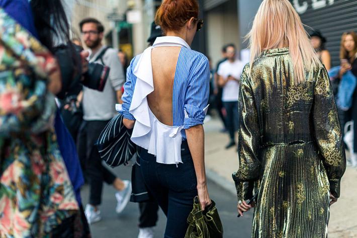 street style fashion week new york 6