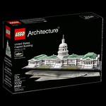 LEGO 21030 US Capitol 01