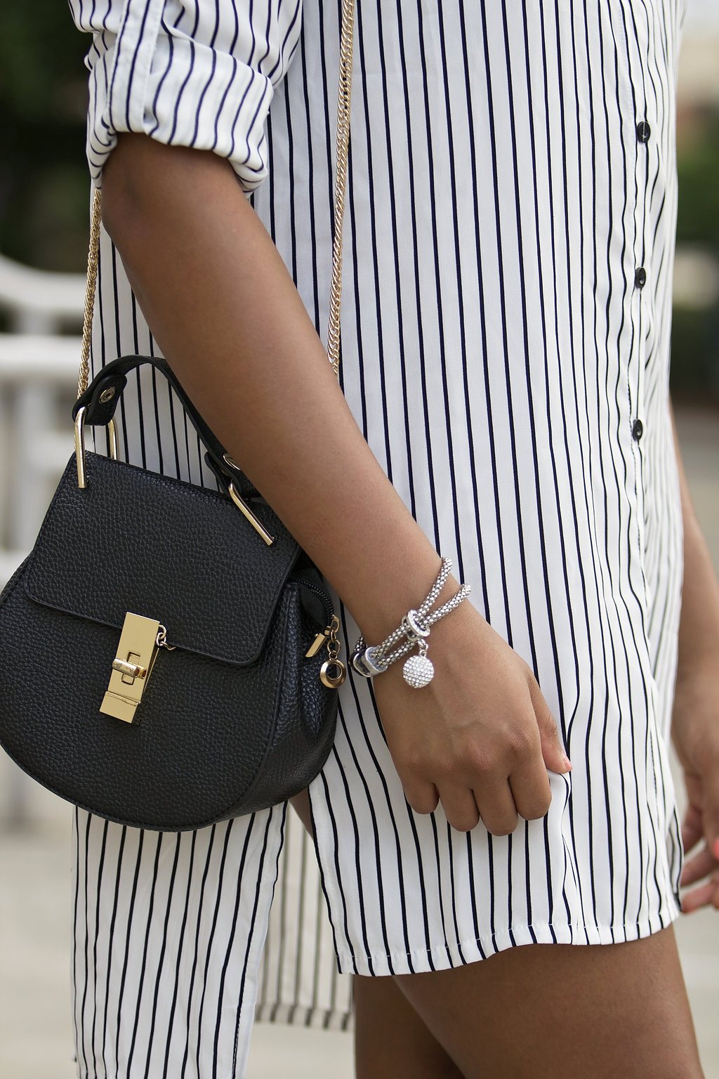 how to wear pinstripes, the beauty beau