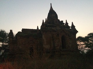 Bagan's Pagodas