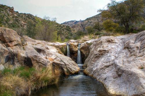Romero Canyon Pools