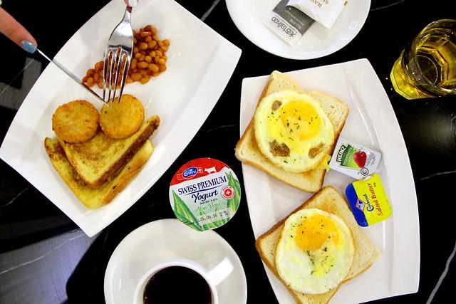 Hotel Kai Breakfast