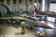 MM7210 36-12 - 728 AS080 3331 - Italian Air Force - Panavia Tornado F3 - Italian Air Force Museum Vigna di Valle, Italy - 160614 - Steven Gray - IMG_0862_HDR