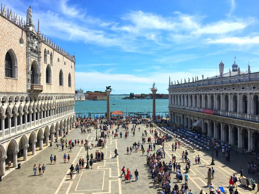 Venice St. Mark's View