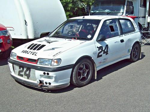 393 Nissan Sunny (Pulsar) GTi-R N14 (1992)
