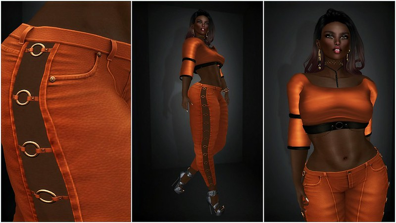 {AnaMarkova} - October Designer Showcase