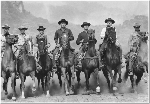 The Magnificent Seven - 1960 - Promo Photo 3