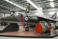 XV277 - DB3 - Royal Navy - Hawker Siddeley Harrier GR1 - National Museum of Flight East Fortune, East Lothian - 070812 - Steven Gray - IMG_9926