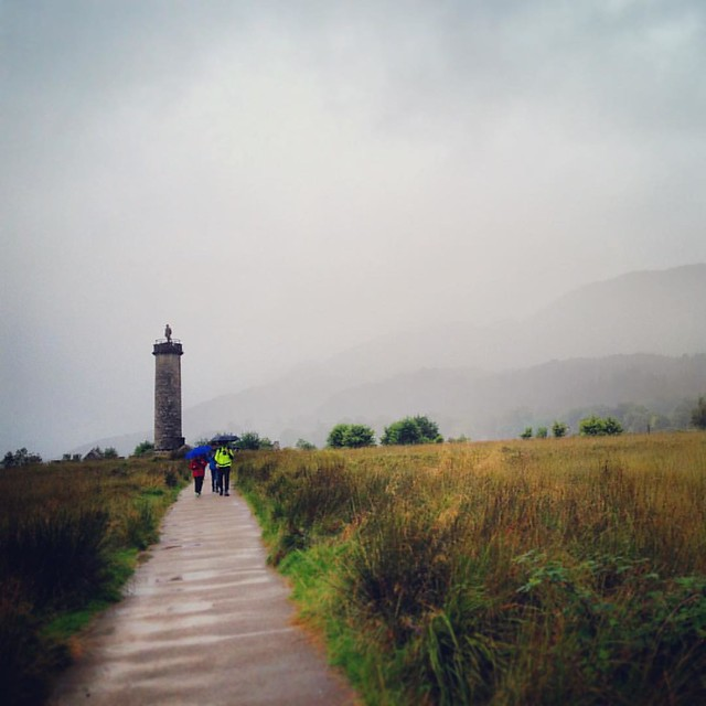 Glenfinnan Monument, Scottish Highlands   #scottishhighlands #Glenfinnan #glenfinnanmonument #scotland