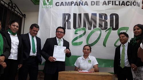 campaña Afiliación 2018