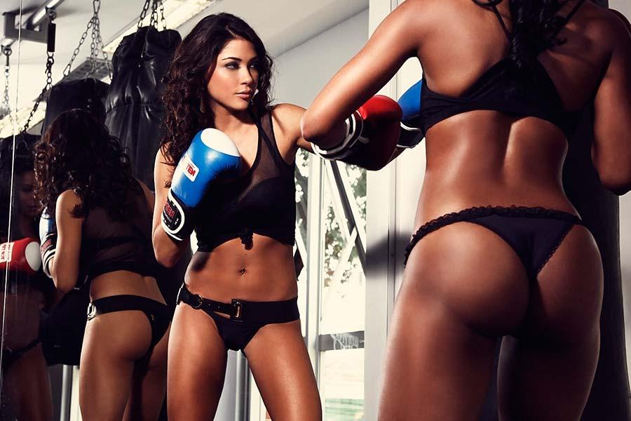 Ослепительная Арианни Селесте из мира UFC - ПоЗиТиФфЧиК - сайт позитивного настроения!