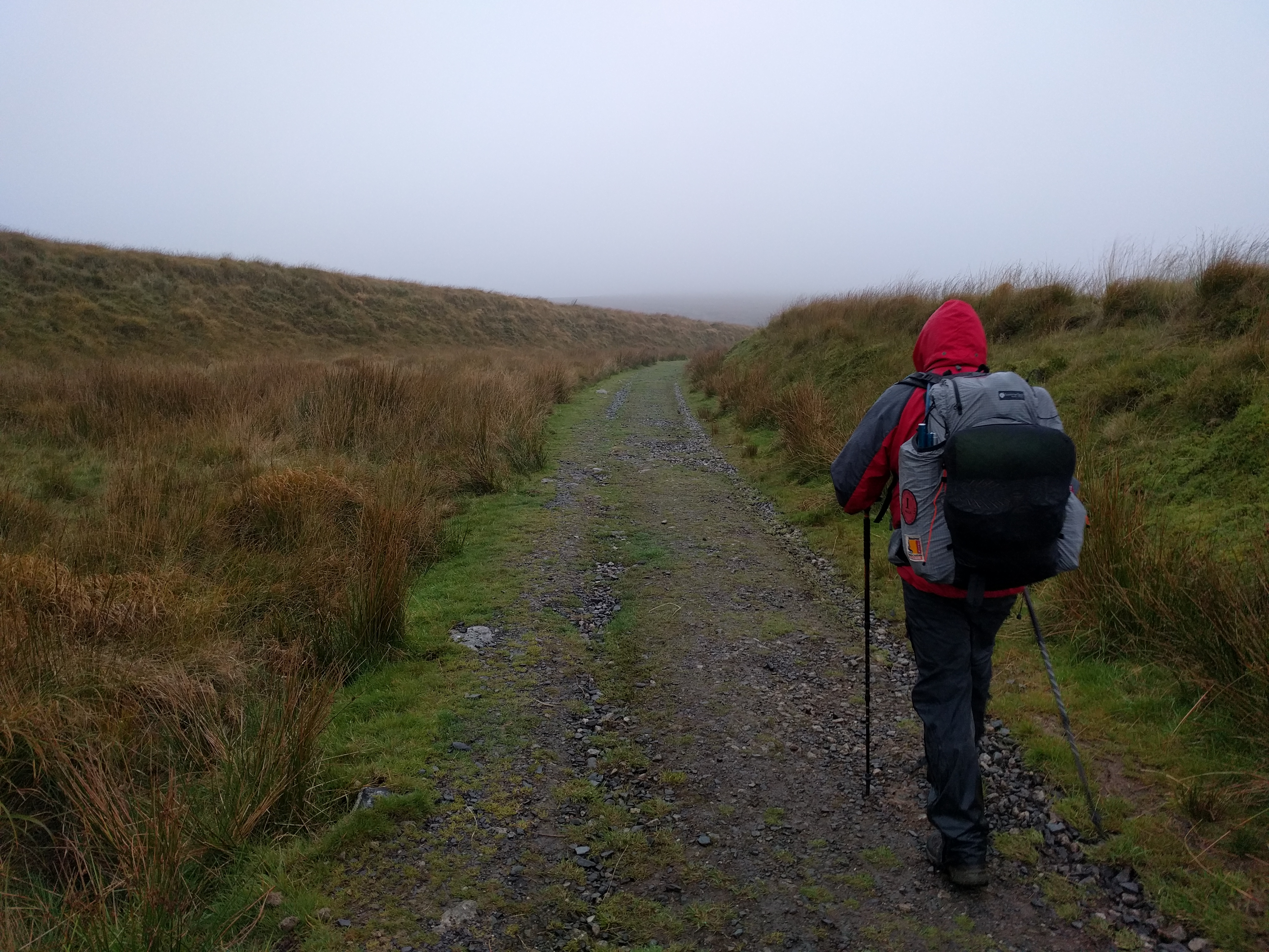 Heading along the old railway track #sh #twomoorsway
