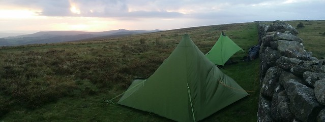 Day 6: Wildcamp on Hameldown