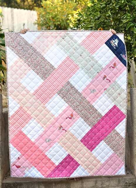 Out to Sea Betty Quilt