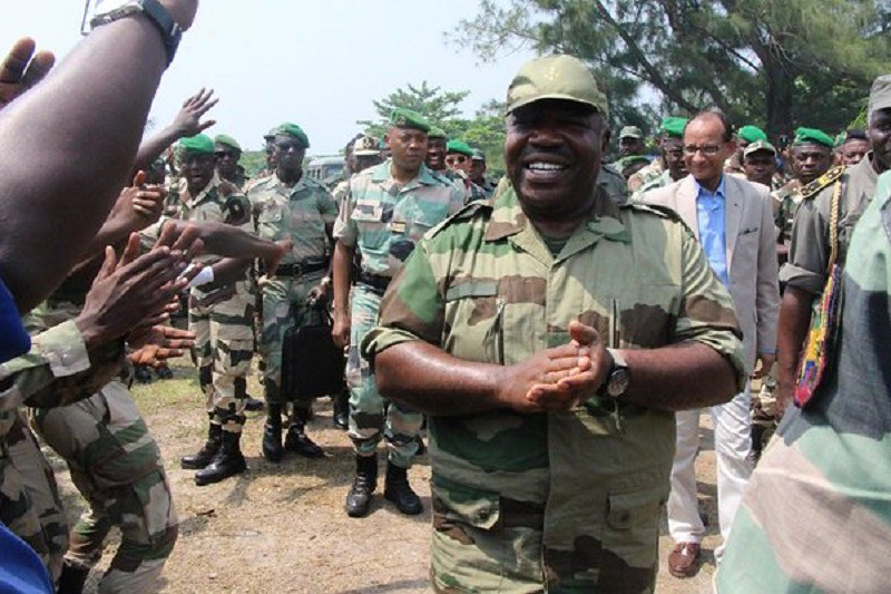 Soldier Bongo