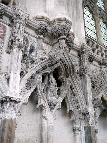In Ely Cathedral - 7