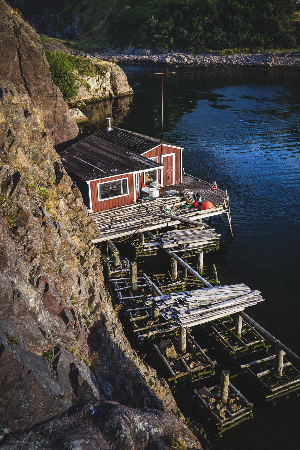 Quidi Vidi - Fisherman hut
