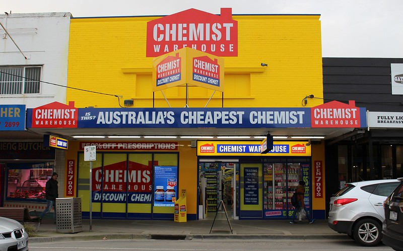 Chemist Warehouse, Bentleigh