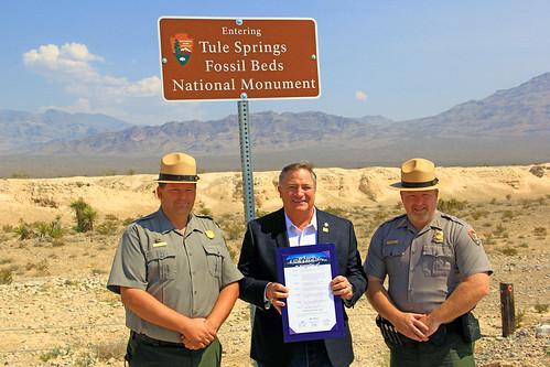 NPS Centennial Celebration at Tule Springs