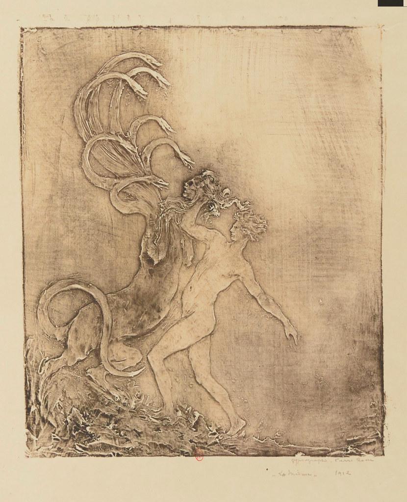 Pierre Roche - The Medusa, 1912