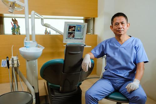 台南鄉親推薦的佳美牙醫,我的超自然植牙檔案 (1)