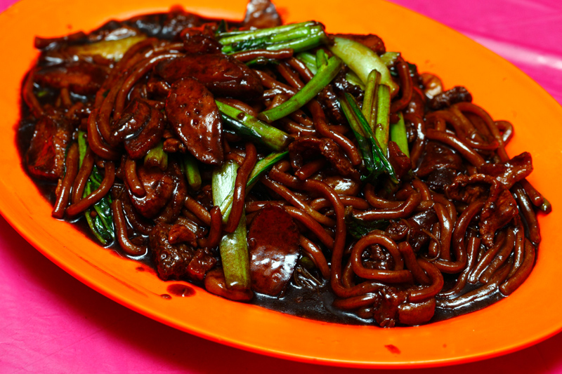 Boston Baru Fried Hokkien Mee