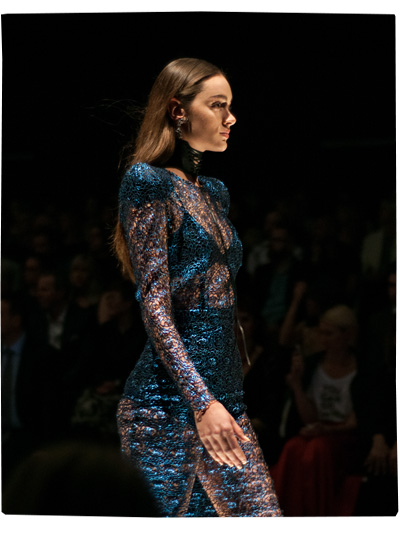 Telstra Perth Fashion Festival 2016 - Zhivago