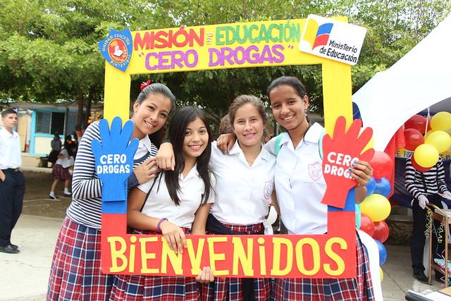 Misión Educación Cero Drogas - Portoviejo
