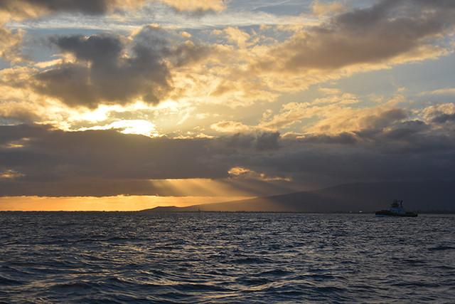 sunset Piilani
