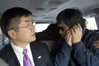 Ambassasdor Locke With Chen Guangcheng | by U.S. Department of State