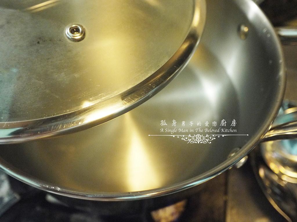 孤身廚房-大潤發義大利樂鍋史蒂娜湯鍋試用—日式白菜雞肉捲4