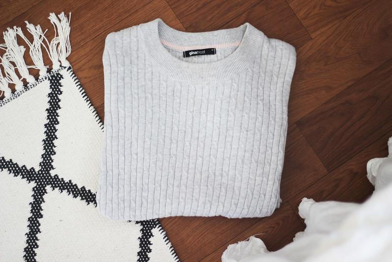 gina tricot neule blogi