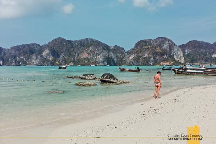 Koh Phi Phi Ton Sai Beach