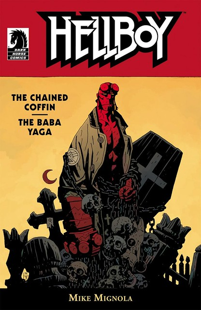 cover Hellboy